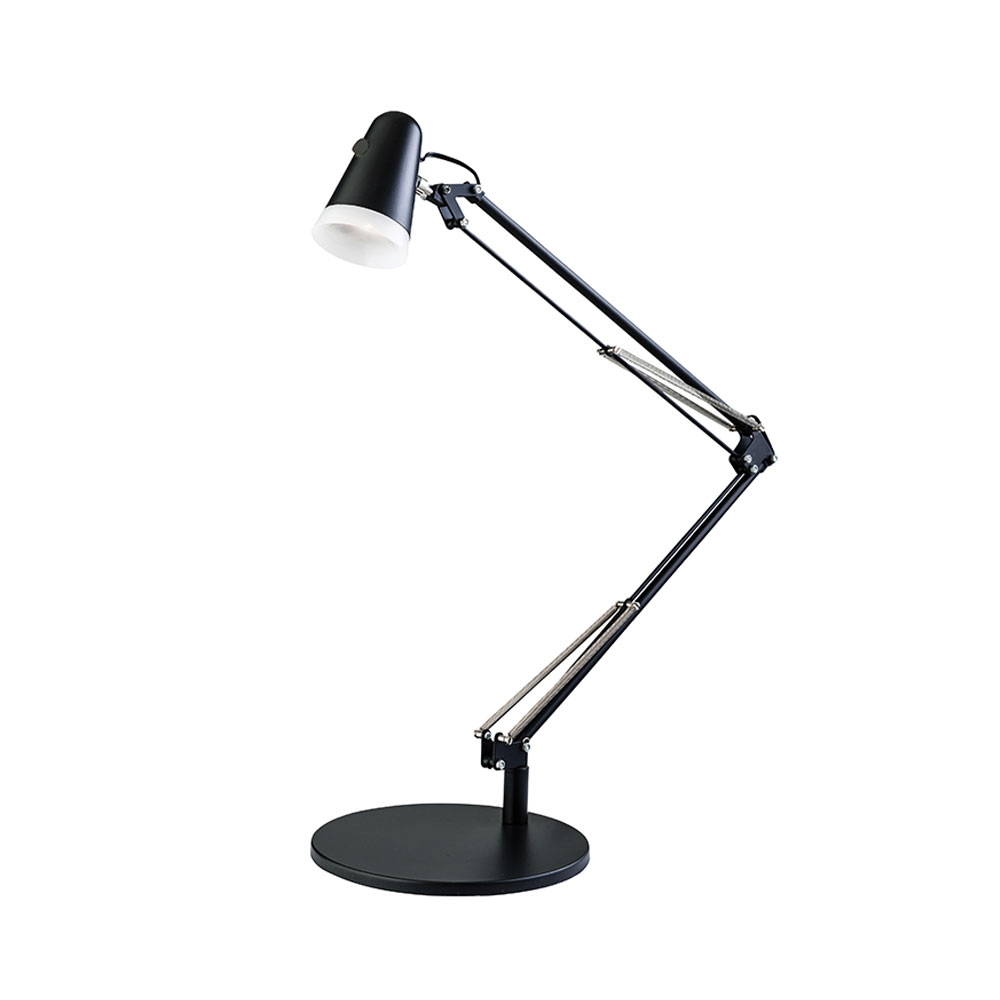 Downing Table Lampset Black